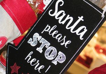 Ho Ho Ho – Weihnachten naht mit schnellen Schritten